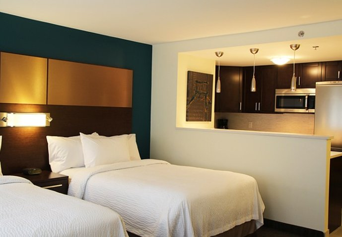 Residence Inn Montreal Downtown Chambre