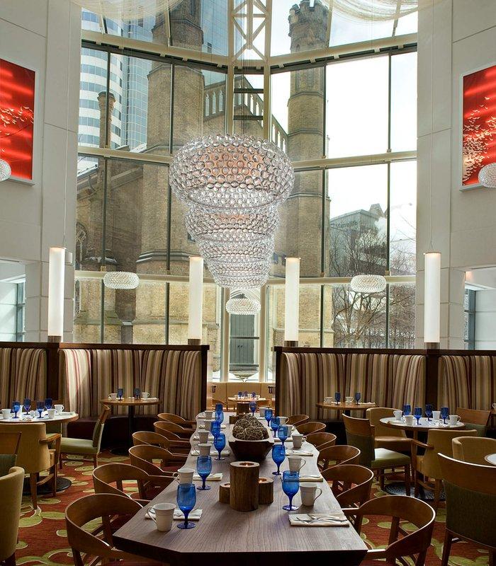 Toronto Marriott Downtown Eaton Centre Прочее