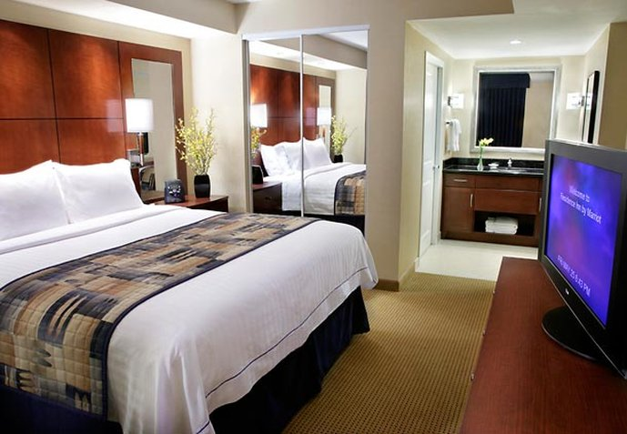 Residence Inn Toronto Downtown/Entertainment District Billede af værelser