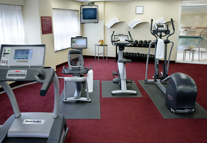 Residence Inn Toronto Downtown/Entertainment District Fitness-klub