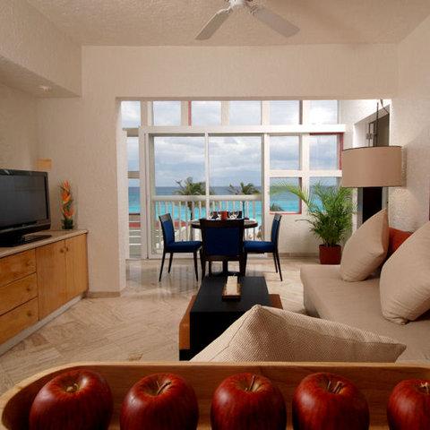 Raintree's Club Regina, Cancun - Living Area