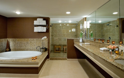 DoubleTree by Hilton Chicago - Arlington Heights - Presidential Suite Bathroom
