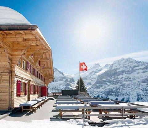 Berghaus Bort Hotel - Bar Lounge