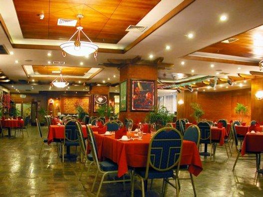 Garden City Hotel Chengdu Gastronomi