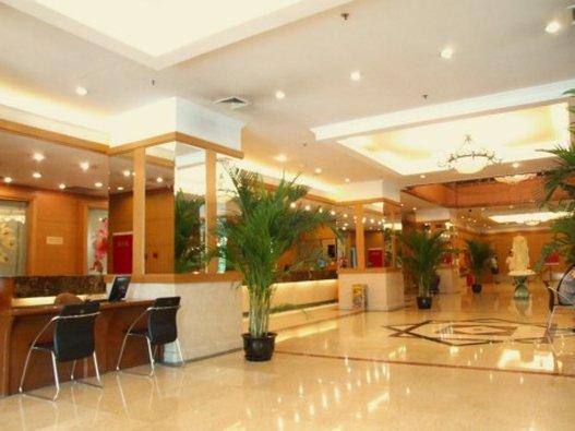 Garden City Hotel Chengdu Lobby