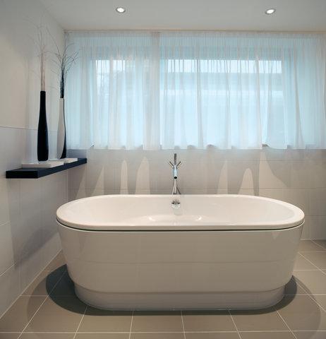 Moevenpick Hotel Amsterdam City Centre - Bathroom Ambassador Suite