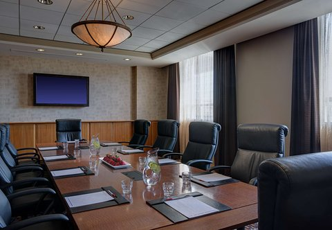 Dallas/Plano Marriott at Legacy Town Center - San Antonio Boardroom