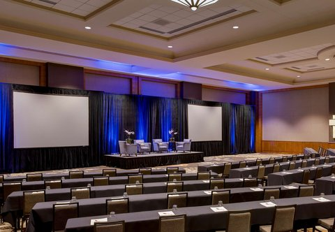 Dallas/Plano Marriott at Legacy Town Center - Trinity Ballroom - Classroom Setup