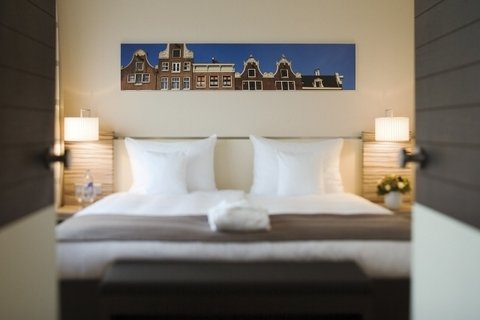 Moevenpick Hotel Amsterdam City Centre - Suite