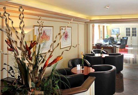 漢堡機場萬豪庭院酒店 - Business Corner