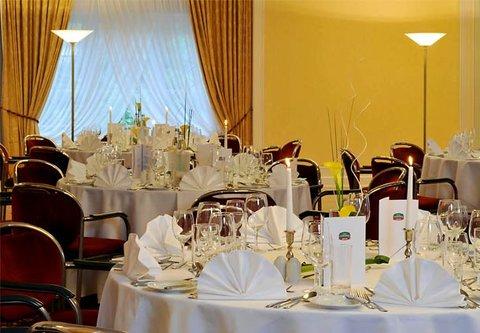 漢堡機場萬豪庭院酒店 - Ballroom Banquet Style