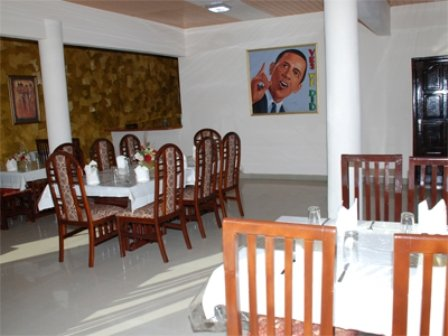 Hotel Obama - Interior