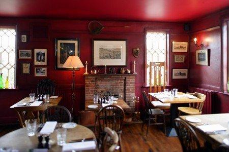 Peat Spade Inn - Bar