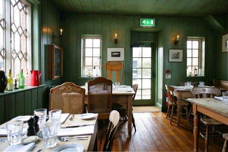 Peat Spade Inn - Rod Room