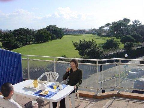 Mer et Golf Residence Anglet - Terrace