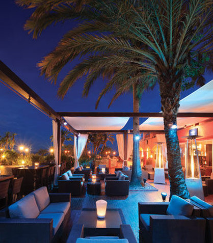 Marriott's Marbella Beach Resort Bar/Lounge