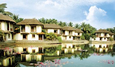 Vedic Village Spa Resort - Exterior