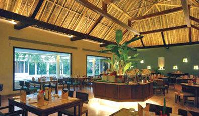 Vedic Village Spa Resort - Yagna Restaurant
