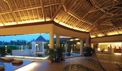 Vedic Village Spa Resort - Lobby