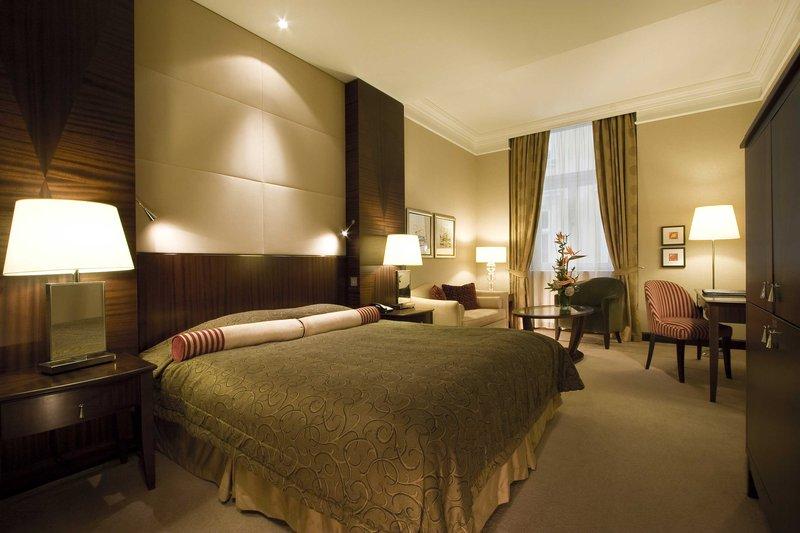 Corinthia Hotel Budapest Widok pokoju