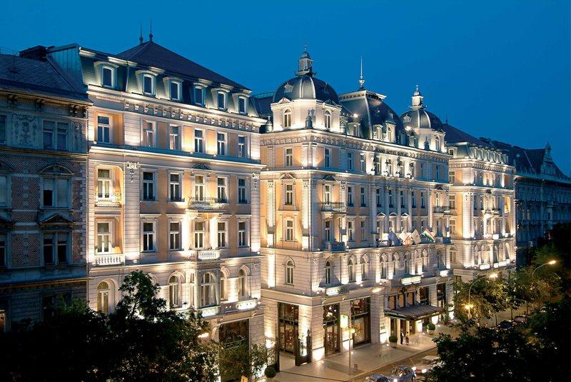 Corinthia Hotel Budapest Widok z zewnątrz