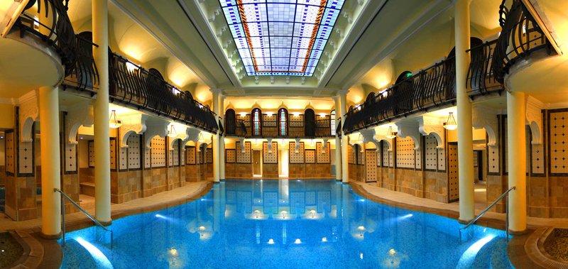 Corinthia Hotel Budapest Strefa wellness