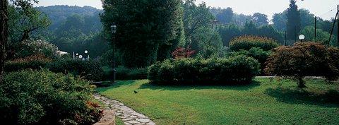 Grotta Giusti Resort Golf Spa - The private park