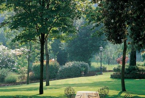 Grotta Giusti Resort Golf Spa - Garden