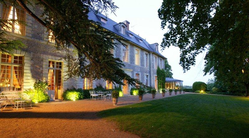 Chateau de Noirieux Außenansicht