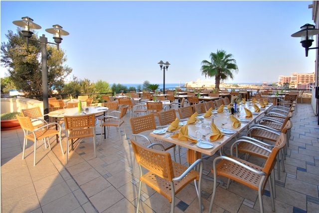 Marina Hotel at the Corinthia Beach Resort Gastronomia