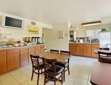 Days Inn Anaheim Maingate - Breakfast Setup