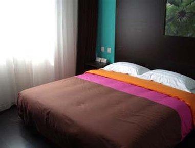 Super 8 Hotel Langfang San Da Jie Widok pokoju