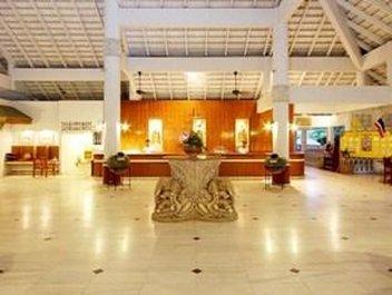 Thavorn Palm Beach Resort Karon Beach - Lobby