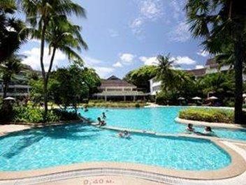 Thavorn Palm Beach Resort Karon Beach - Pool
