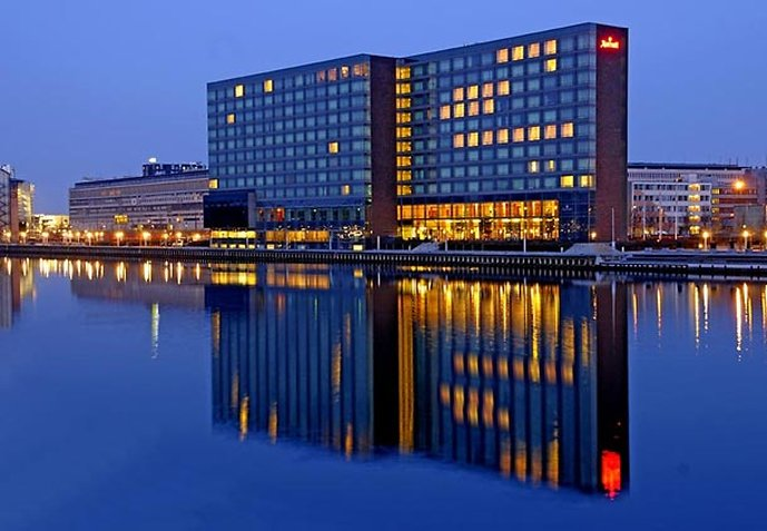 Marriott Copenhagen Вид снаружи