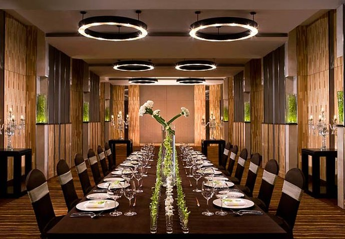 Courtyard Gurgaon 会議室