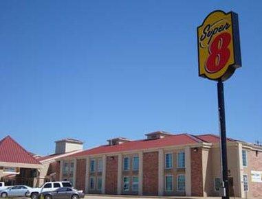 Super8 Oklahoma City Widok z zewnątrz