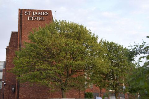 The St James Hotel - Exterior View