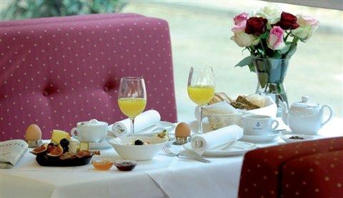 Heliopark Residence Hotel - Restaurant