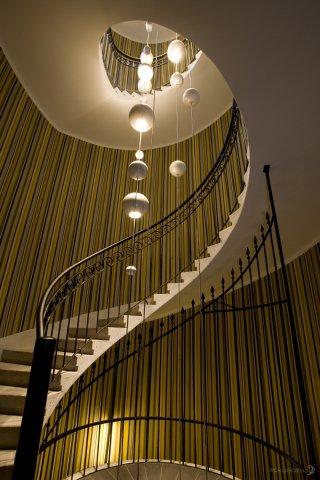 Alta Moda Fashion Hotel - Stairway At Alta Moda Fashion Hotel