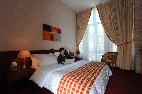 Grand Hotel Kadri   Zahle - Room