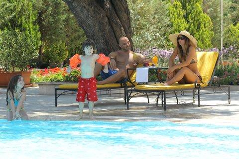 Grand Hotel Kadri   Zahle - Pool