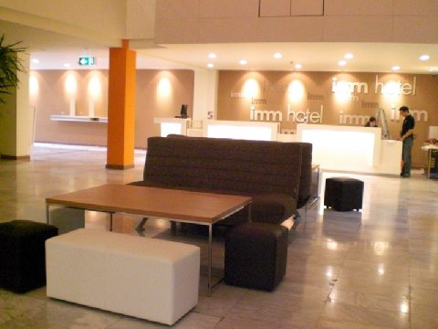 Imm Hotel Thaphae Chiang Mai - ITPWaiting Area