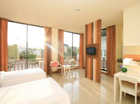 Imm Hotel Thaphae Chiang Mai - ITPSuperior Room