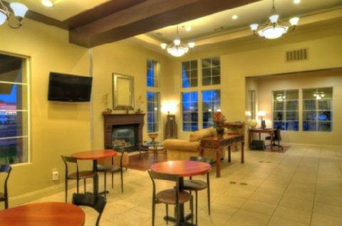 University Park Inn & Suites - Lobby