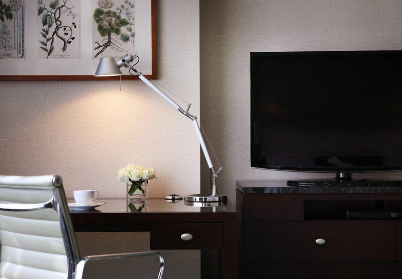 JW Marriott Seoul Odanın görünümü