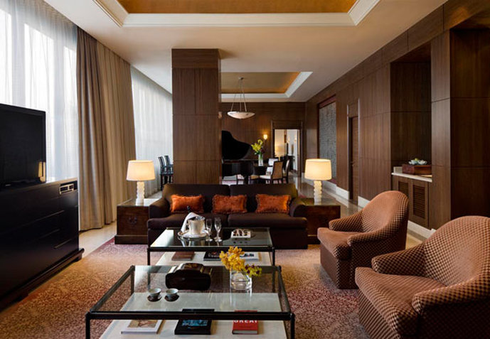 JW Marriott Seoul Chambre