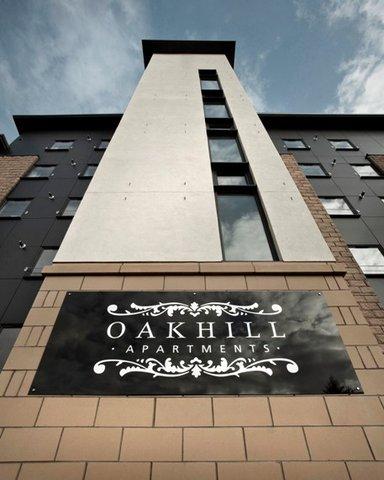 Oakhill Apartments Edinburgh - Exterior View