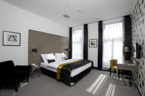Alta Moda Fashion Hotel - Guest Room At Alta Moda Fashion Hotel