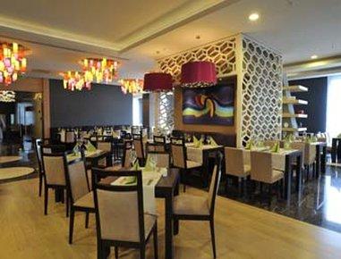 رمادا بلازا انطاليا - Moods Restaurant